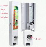 Le tissu à jetons le plus chaud et le distributeur automatique de condoms