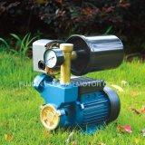Pequeña bomba de presión eléctrica de agua del hogar Wz-125