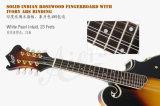 Mandolin прокатанный цветом клена Aiersi тела f типа акустический Maf010