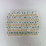 Bambusfaser-Tellersegment-Quadrat-Umhüllung-Tellersegment-Paisley-Entwurfs-Tafelgeschirr