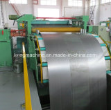 Автоматическая разрезая линия вырезывания машина для стальной плиты