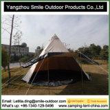 Neues Entwurfs-Aufbau-Ereignis-windundurchlässiges Baumwollsegeltuchteepee-Zelt