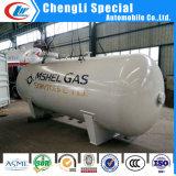 70000liters de Tanker 35tons van het Gas van het Vervoer van LPG met de Toebehoren van de Veiligheid