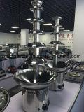 Hete Verkoop 7 van het Roestvrij staal Lagen van de Fontein van de Chocolade