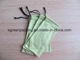 bolsa del color sólido de 80%Polyester+20%Polyamide Microfiber (color de rosa/verde/azul/amarillo/rojo)