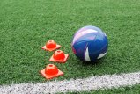 كرة قدم [سبورتس] كرة قدم تدريب مخروط