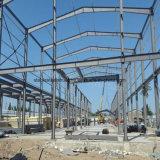 Mehrstöckiges Stahlkonstruktion-Fabrik-Werkstatt-Gebäude für Verkauf