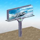 Anti ruggine esterna che fa pubblicità alla strumentazione del segno del tabellone per le affissioni