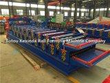 機械を作るKexindaの二重層の屋根瓦