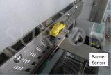 El movimiento continuo de alta velocidad Electronic Arts auto pulso los rectángulos con la máquina de envoltorio