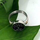 El último anillo de dedo cobarde de la joyería de traje de la manera de las señoras de los diseños