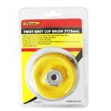 "Ferramentas de limpeza Twist Knot Cup Brush 3 ""(75mm) Acessórios"