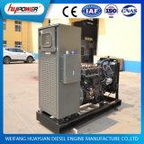 4本のシリンダーLPGガスの発電機(20KW、25KW、30KW)