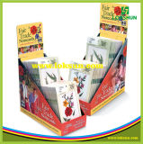 Papiergegenschaukartons der PappePDQ mit Haken