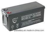 batería profunda del gel del ciclo de 12V160ah VRLA