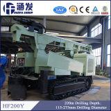 Hf200y volles hydraulisches Gleisketten-Wasser-Vertiefungs-Bohrgerät-Gerät