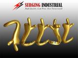 Peças de bronze fazendo à máquina do CNC da precisão do metal feito-à-medida da alta qualidade/aço inoxidável