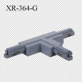 T-Connecteur simple de lumière de piste de fils des circuits 3 (XR-364)