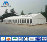 Aluninumフレームが付いている巨大な結婚式の玄関ひさし教会イベントのテント