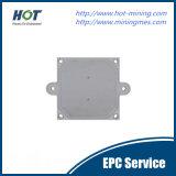 Plaque automatique à haute pression de filtre-presse de chambre de pp