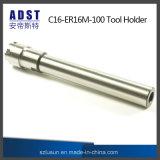 CNC 아버 C16-Er16m-100 공구 홀더 CNC 기계 똑바른 정강이 물림쇠