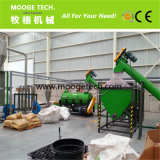 Botella de consumición del animal doméstico que recicla la máquina/el fregado de las botellas plástico que reciclan la máquina