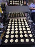 Изготовление машины печенья печенья PLC Kh-400
