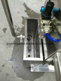 半自動熱い液体ののりの充填機