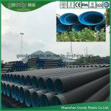 Tubi ondulati doppi del tubo del PE di plastica