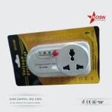Protección/protector del voltaje de la potencia de la oleada la monofásico de la CA 110V 220V