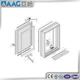Puerta de aluminio del vidrio del marco