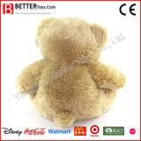 Urso macio dos animais para a menina