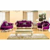 Sofá com frame de madeira do sofá para a mobília Home (929C)
