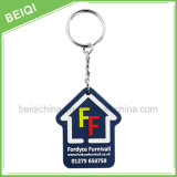 Form-kundenspezifischer fördernder Schlüsselketten-/Key-Gummihalter