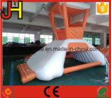 膨脹可能な自由落下極度な水スライドのグライダーのゲーム