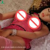 Neweast 158cm Euro Stuk speelgoed van het Geslacht van het Silicium van Doll van het Geslacht Bresat van de Stijl Klein Levensgroot