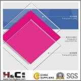 Pellicola trasparente di EVA di colore per vetro laminato