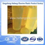 Barra giallo-chiaro dell'unità di elaborazione dell'unità di elaborazione Rod dei Rohi del poliuretano di colore con 80-90 il puntello a