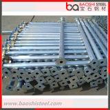 Puntello d'acciaio di puntellamenti dell'armatura di sostegno della costruzione