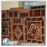 Máquina de Fazer Porta do PVC WPC/extrusora de Parafuso Plástica do Gêmeo de Perfil do Assoalho
