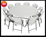tabela de dobradura de 6FT, tabela de banquete