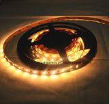 Flexibler Streifen des hohe Helligkeits-warmer Weiß-CRI80 SMD5630 LED