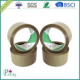Transparentes BOPP Verpackungs-Band der heißen des Verkaufs-48mm Breiten-