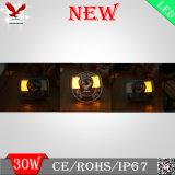 """30W do """" luz do trabalho diodo emissor de luz novo 7 para Vechiles Offroad (HCW-L301099)"""