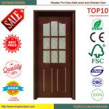 Zhejiang 최신 판매 우물 디자인 실내 MDF PVC 나무 문