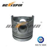 Pistão 4bd2t do motor de Isuzu com boa qualidade e preço do competidor para uma garantia do ano