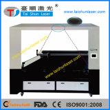 Grande máquina de estaca do laser do CCD da tela do sistema 800X500mm da visão