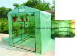 작은 PE PVC 정원 관 온실
