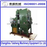 Machine non poussiéreuse de sablage de filetage de tuyauterie pour le Gridding en métal/tube en acier