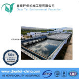 Impianto di per il trattamento dell'acqua professionale delle acque luride di disegno
